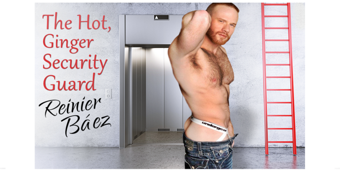 The Hot, Ginger Security Guard (link)