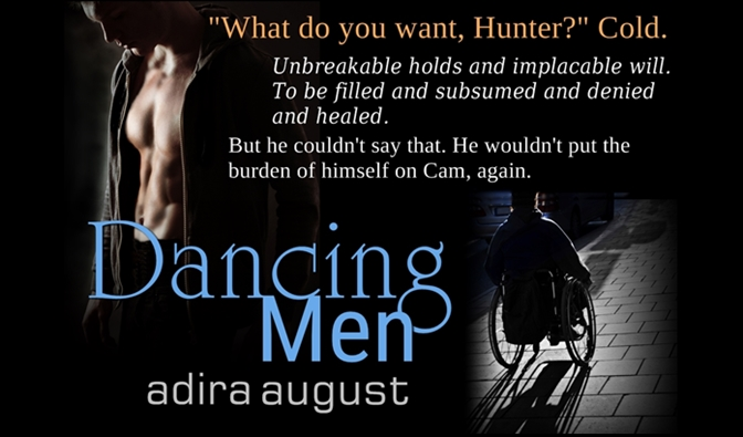 Dancing Men: Hunter Dane Investigation 2