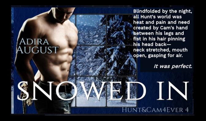 Snowed In (Hunt&Cam4Ever book 4)