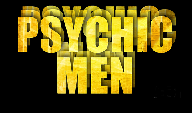 Psychic Men: Hunter Dane Investigation 3/Hunt&Cam4Ever 5